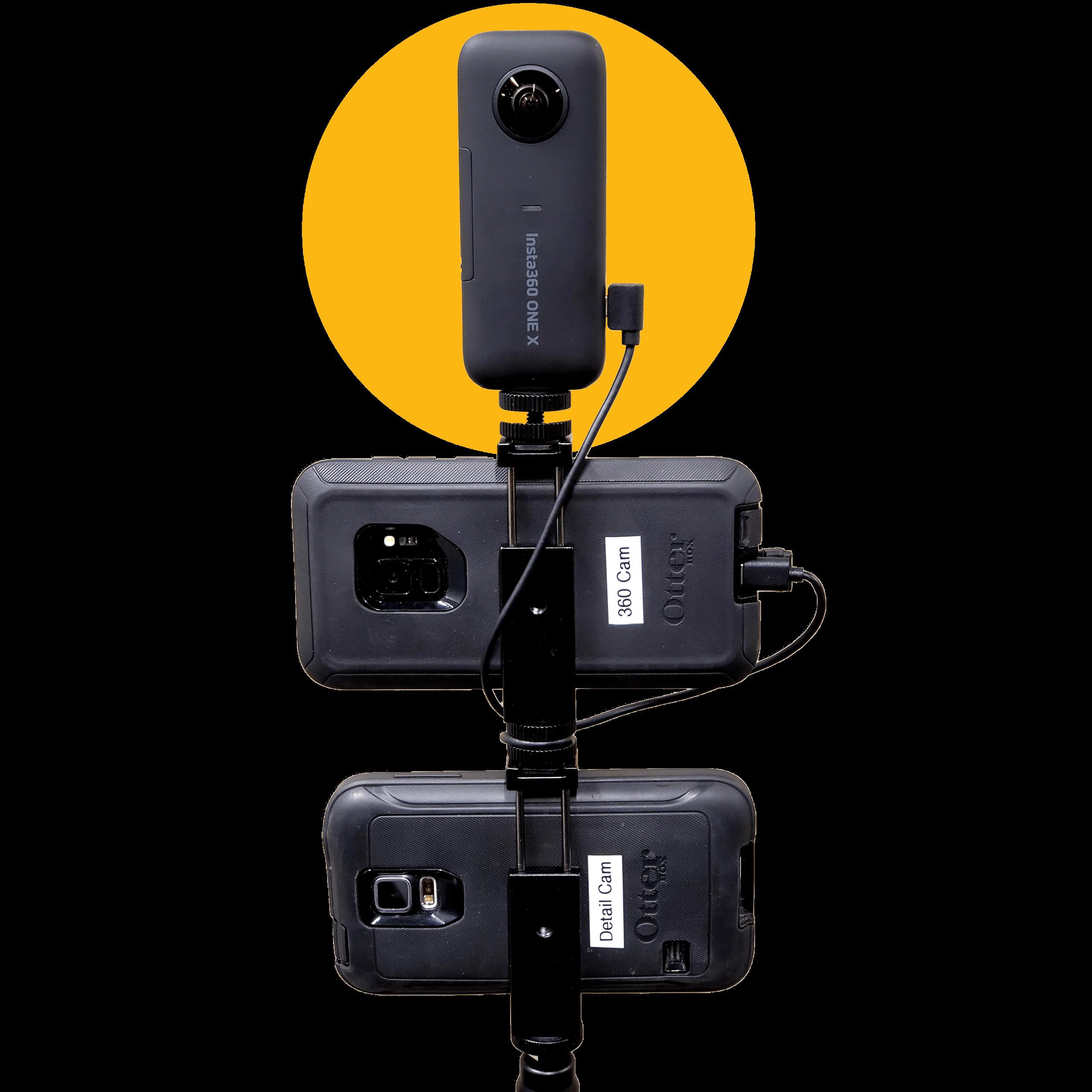 360 Camera for remote audit